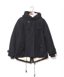 Sessun Sessun W Coat Sandison black