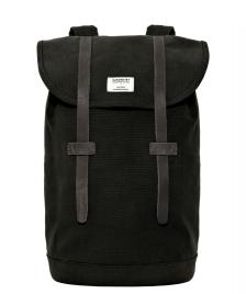 Sandqvist Sandqvist Backpack Stig black