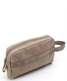 Qwstion Qwstion Washbag Travel Kit beige dust