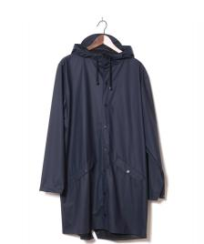 Rains Rains Rainjacket Long blue