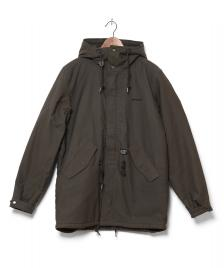 Carhartt WIP Carhartt Winterjacket Clash Parka green cypress