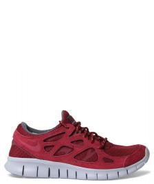Nike Nike Shoes Free Run 2 red tm-tm red