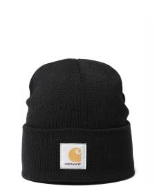 Carhartt WIP Carhartt Beanie Short Watch black