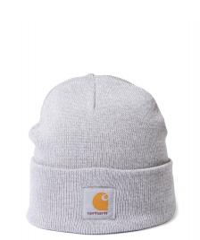 Carhartt WIP Carhartt Beanie Short Watch grey heather