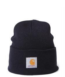 Carhartt WIP Carhartt Beanie Acrylic Watch Hat blue dark navy