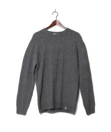 Carhartt WIP Carhartt Knit Pullover Clifton grey dark heather