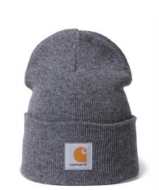 Carhartt WIP Carhartt Beanie Acrylic Watch Hat grey dark heather