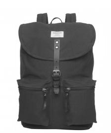 Sandqvist Sandqvist Backpack Roald black