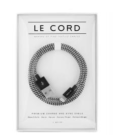 Le Cord Le Cord Charge & Sync Cable black eero