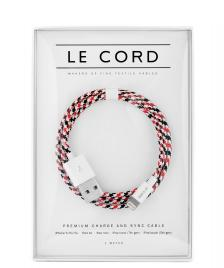 Le Cord Le Cord Charge & Sync Cable white krugeri