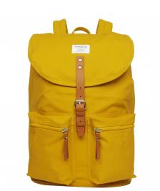 Sandqvist Sandqvist Backpack Roald yellow