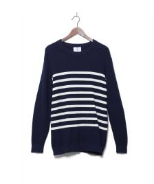 Legends Legends Pullover Surin blue navy/ off white