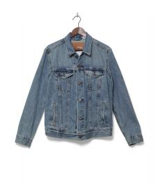 Levis Levis Denimjacket The Trucker blue icy