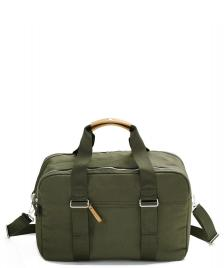 Qwstion Qwstion Bag Weekender organic forest green