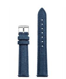 Cluse Cluse Strap Minuit blue denim/silver