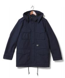 Carhartt WIP Carhartt Winterjacket Hickman Coat blue navy