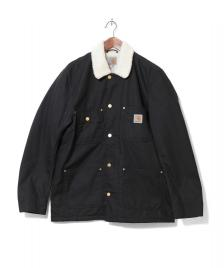 Carhartt WIP Carhartt Winterjacket Fairmount black rigid