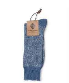 MP Crafted Garments MP Crafted Garments Socks Hugo blue light