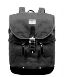 Sandqvist Sandqvist Backpack Gary Waxed black