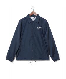 Carhartt WIP Carhartt Jacket Strike Coach blue navy/white
