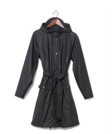 Rains Rains Rainjacket Curve black
