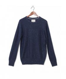 Revolution (RVLT) Revolution Knit Pullover 6001 blue dark