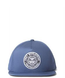 Obey Obey Snap Cap Classic Patch blue faded navy