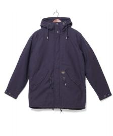 Carhartt WIP Carhartt Winterjacket Clash Parka blue navy
