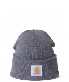Carhartt WIP Carhartt WIP Beanie Short Watch grey dark heather
