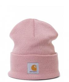 Carhartt WIP Carhartt WIP Beanie Acrylic Watch Hat pink soft rose
