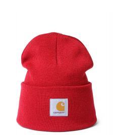 Carhartt WIP Carhartt WIP Beanie Acrylic Watch Hat red blast