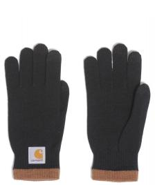 Carhartt WIP Carhartt Gloves Tactile black/hamilton brown