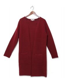 Selected Femme Selected Femme Cardigan Sflaua red syrah