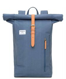 Sandqvist Sandqvist Backpack Dante blue dusty