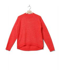 MbyM MbyM W Knit Pullover Ilse Forever red cherry tomato melange