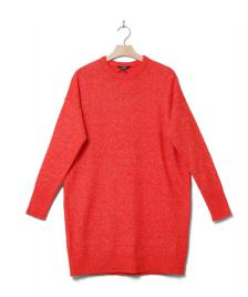 MbyM MbyM W Knit Pullover Athens Forever red cherry tomato melange
