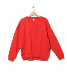MbyM MbyM W Pullover Rien Weekend red