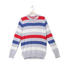 Revolution (RVLT) Revolution Knit Pullover 6471 Pattern grey