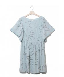 Selected Femme Selected Femme Dress Sfkilani blue grey mist