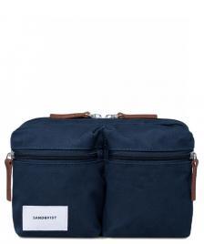 Sandqvist Sandqvist Bag Paul blue