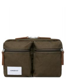Sandqvist Sandqvist Bag Paul green olive