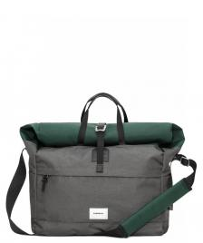 Sandqvist Sandqvist Bag Tor green deep multi/dark grey