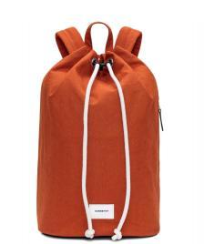 Sandqvist Sandqvist Backpack Evert orange rust