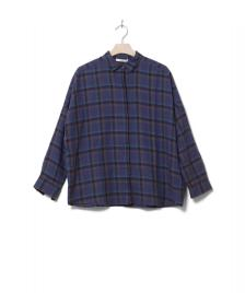 Sessun Sessun W Shirt Delima blue checks