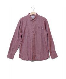 Carhartt WIP Carhartt WIP Shirt Cram red mulberry
