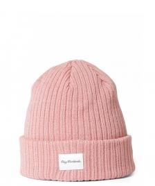 Obey Obey Beanie Churchill pink dusty rose