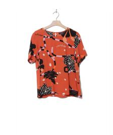 Selected Femme Selected Femme Top Slfkiara orange mango