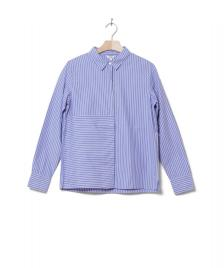 MbyM MbyM W Shirt Contime blue regan stripe