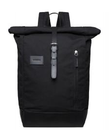 Sandqvist Sandqvist Backpack Dante Grand black/black leather