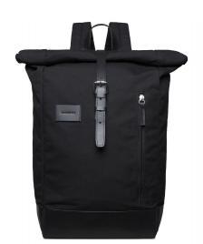 Sandqvist Sandqvist Backpack Dante Grand black/black leather